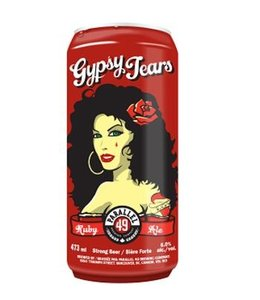 Gypsy Tears Ruby Ale