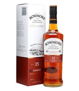 Bowmore Darkest 15 Yr