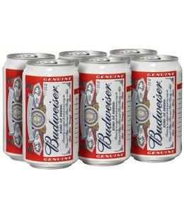 Budweiser - Reg Cans