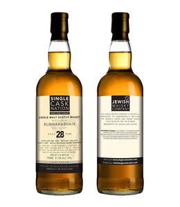 Single Cask Nation - Bunnahabhain 28 yr old