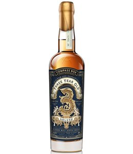 Compass Box 3 yr old Deluxe