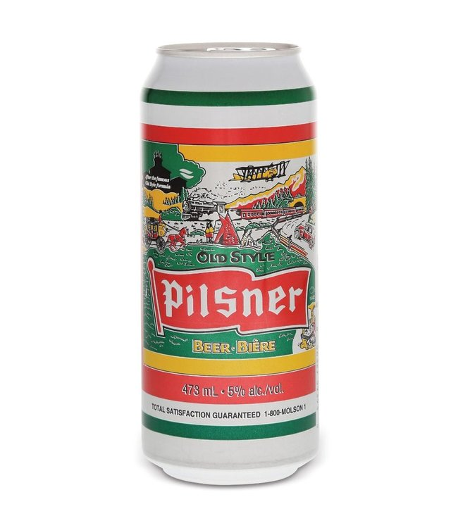 PIlsner - Tall Cans