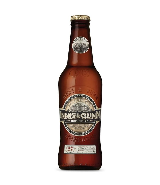 Innis & Gunn Rum Finish