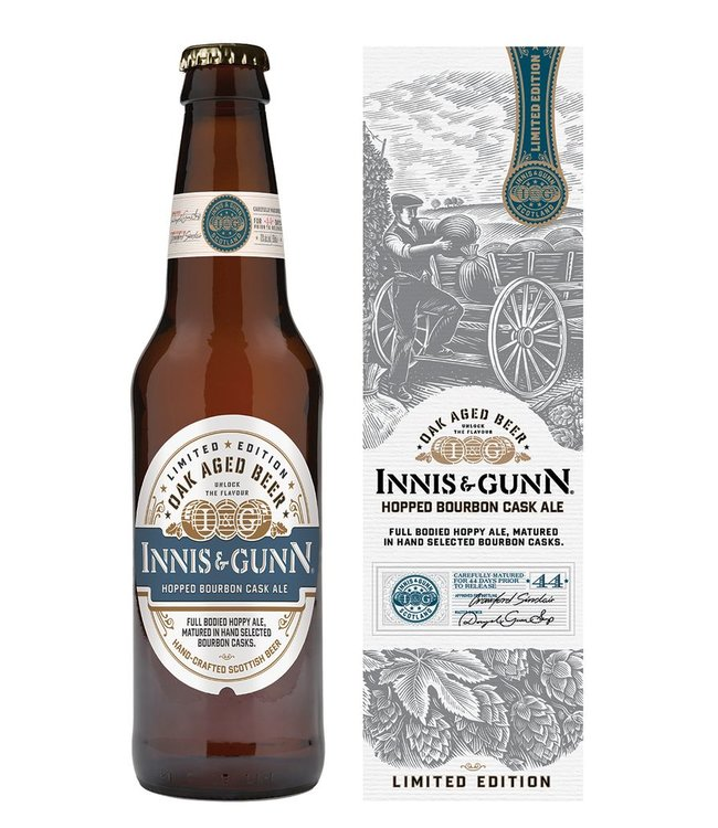 Innis & Gunn Hopped Bourbon Cask Ale