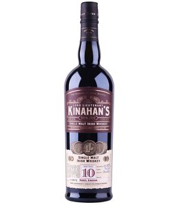Kinahan's Single Malt Irish Wiskey