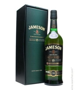 Jameson Limited Reserve - 18 yr old