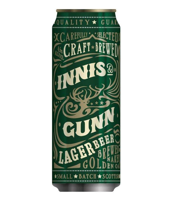 Innis & Gunn Lager - Cans