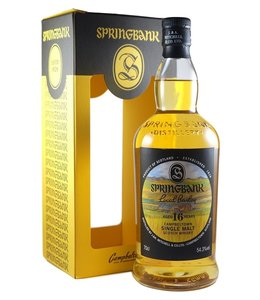 Springbank Local Barley 16 yr old