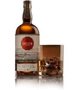 Shelter Point Single Malt Whisky Release 4