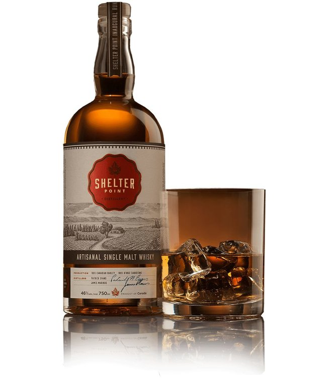 Shelter Point Single Malt Whisky Release 4