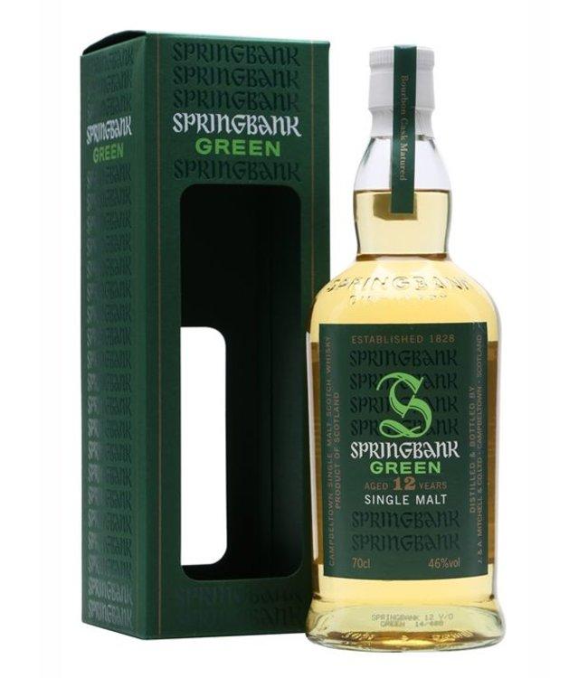 Springbank Green - 12 yr old