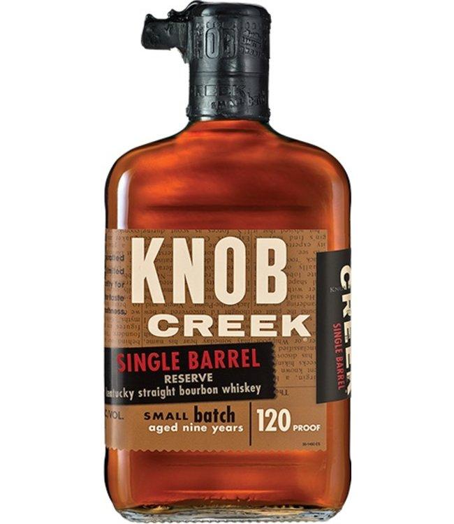 Knob Creek Single Barrel