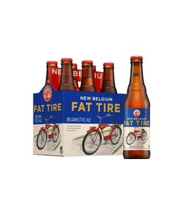 New Belgium Brewing Fat Tire
