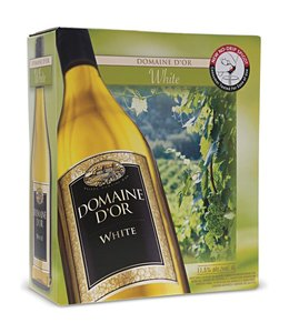 Domaine D'or 4L White