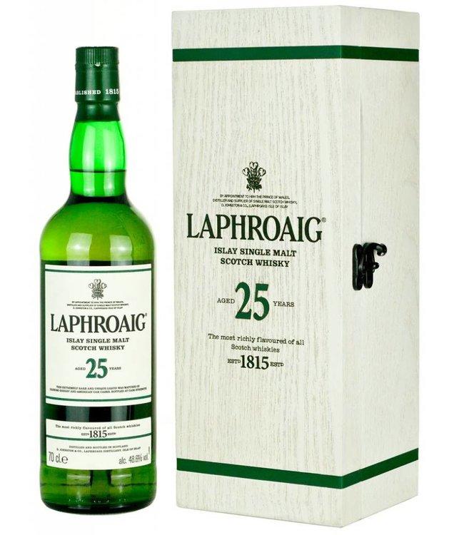 Laphroaig 25 yr old