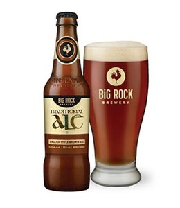 Big Rock Traditional Ale - Bottles