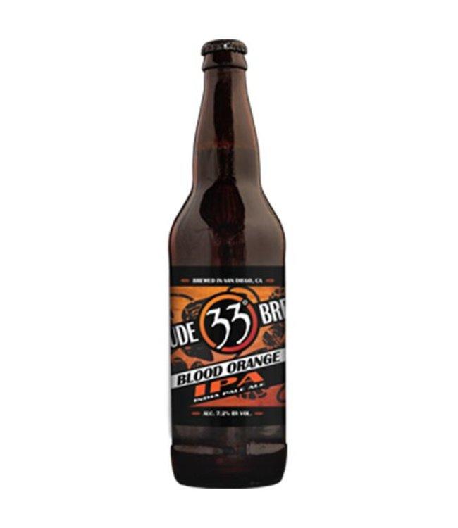 Latitude 33 - Blood Orange IPA