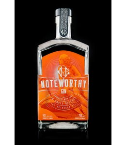 Noteworthy New Western Dry Gin