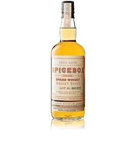Spicebox Canadian Spiced Whisky