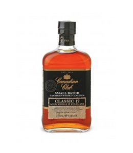 Whisky Canadian Club Classic - 375ml