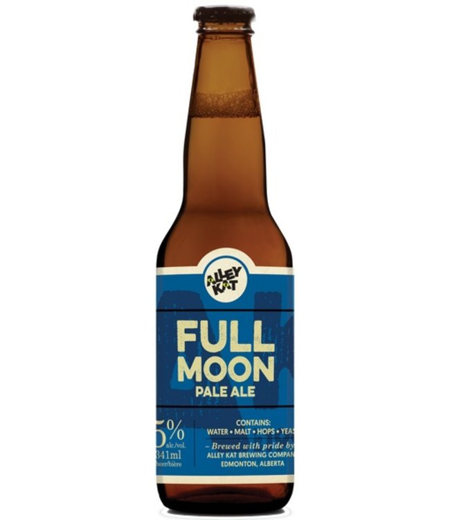 Alley Kat Full Moon Pale Ale
