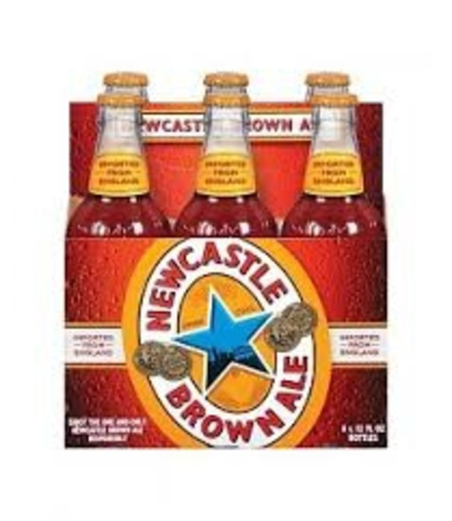 Newcastle Brown 6pak