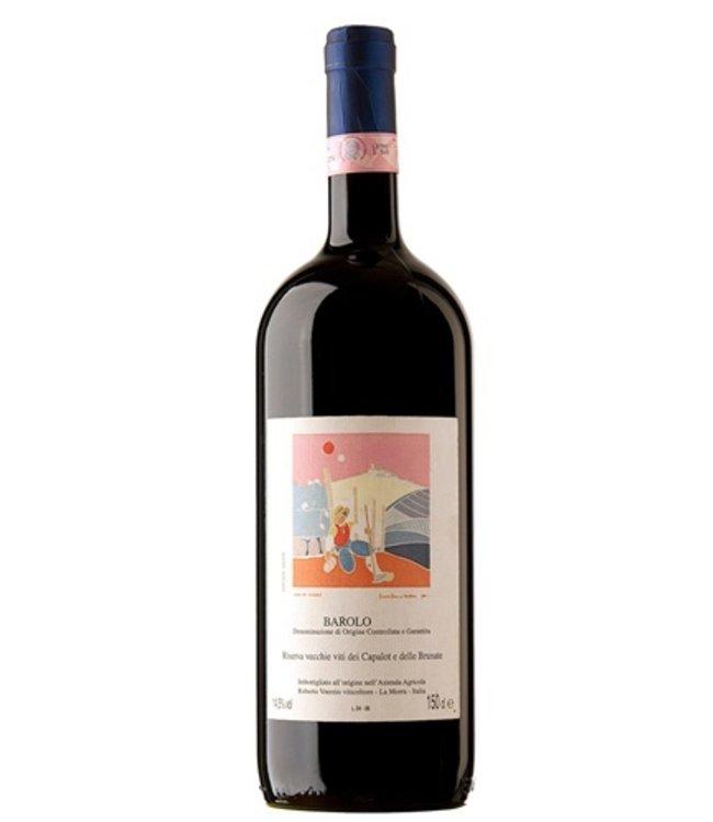Voerzio Capalot Barolo 2000 1.5L