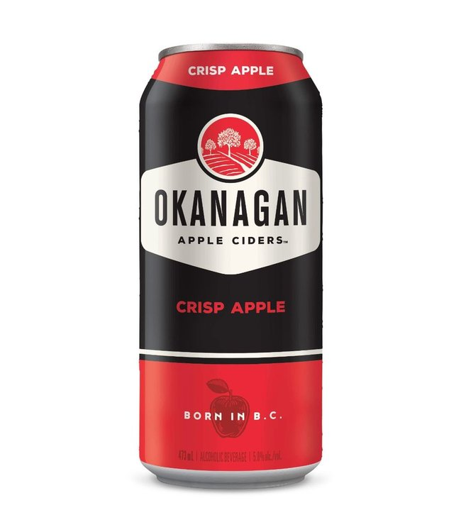 Okanagan Apple Cider - Apple Crisp