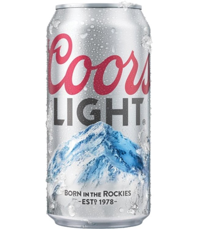 Coors Light - 8 Pak Cans