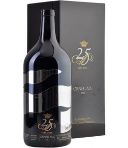 Ornellaia 2010 Artist Label - 3L