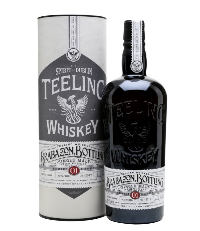 Teeling Brabazon Single Malt Series 1