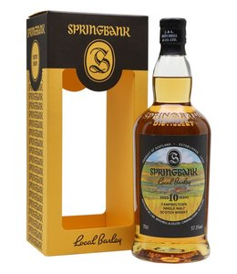 Whisky Springbank Local Barley 10 yr