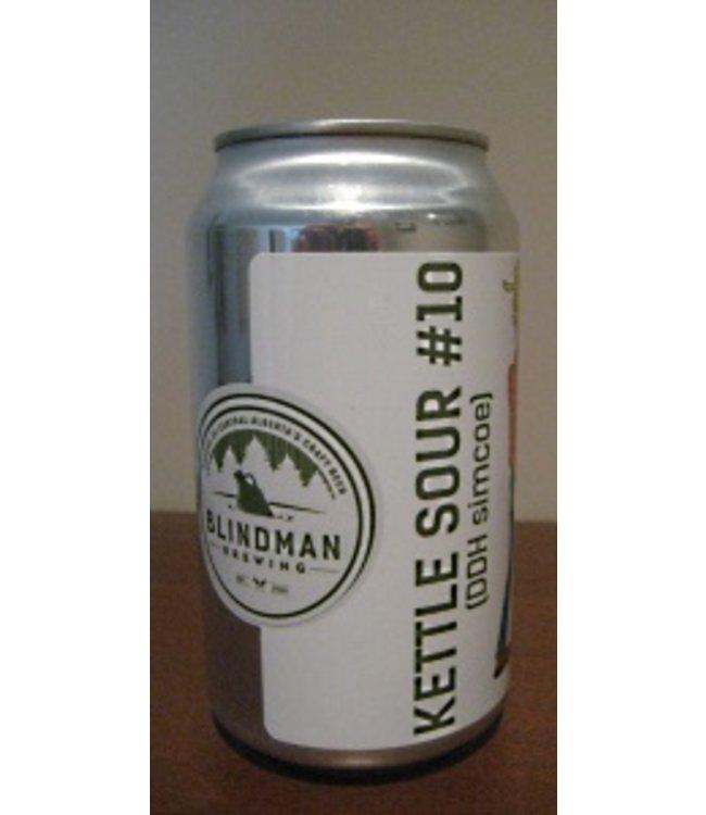 Blindman Dry-Hopped Kettle Sour - 4 Pak Cans