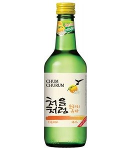 Soju Chum Churum Citron