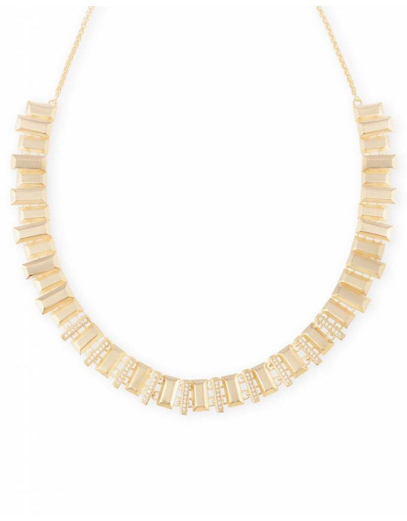 Kendra Scott Kendra Scott Harper Choker Necklace in Gold