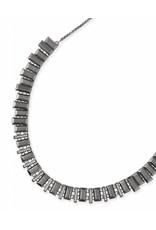 Kendra Scott Kendra Scott Harper Choker Necklace in Hematite