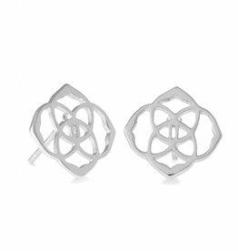 Kendra Scott Kendra Scott Dira Stud Earrings in Silver