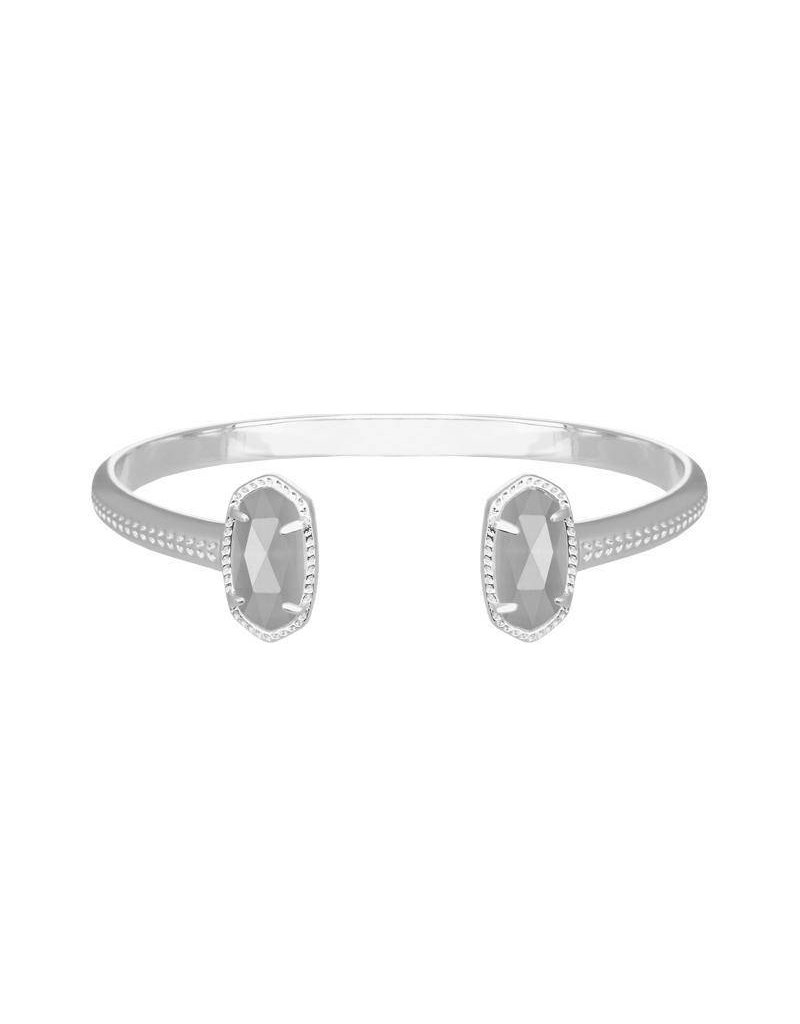 Kendra Scott Kendra Scott Elton Bracelet in Slate on Silver