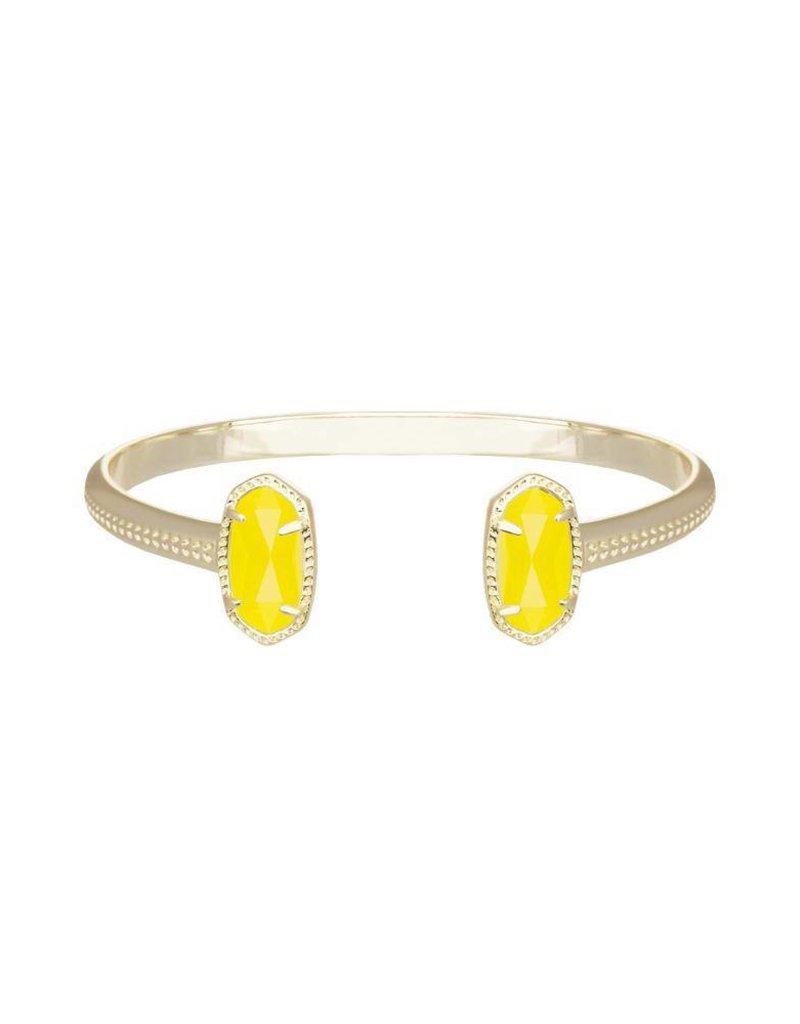 Kendra Scott Kendra Scott Elton Bracelet in Yellow on Gold