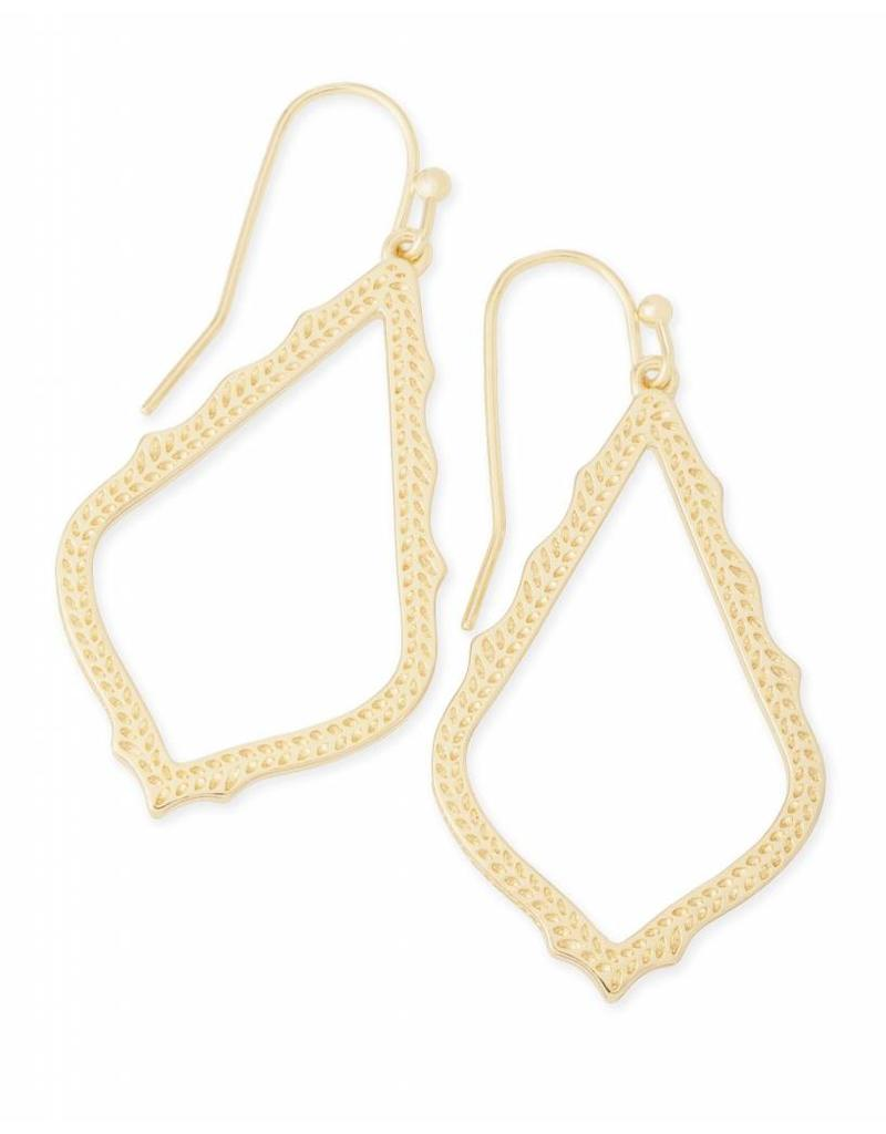 Kendra Scott Kendra Scott Sophia Earrings in Gold