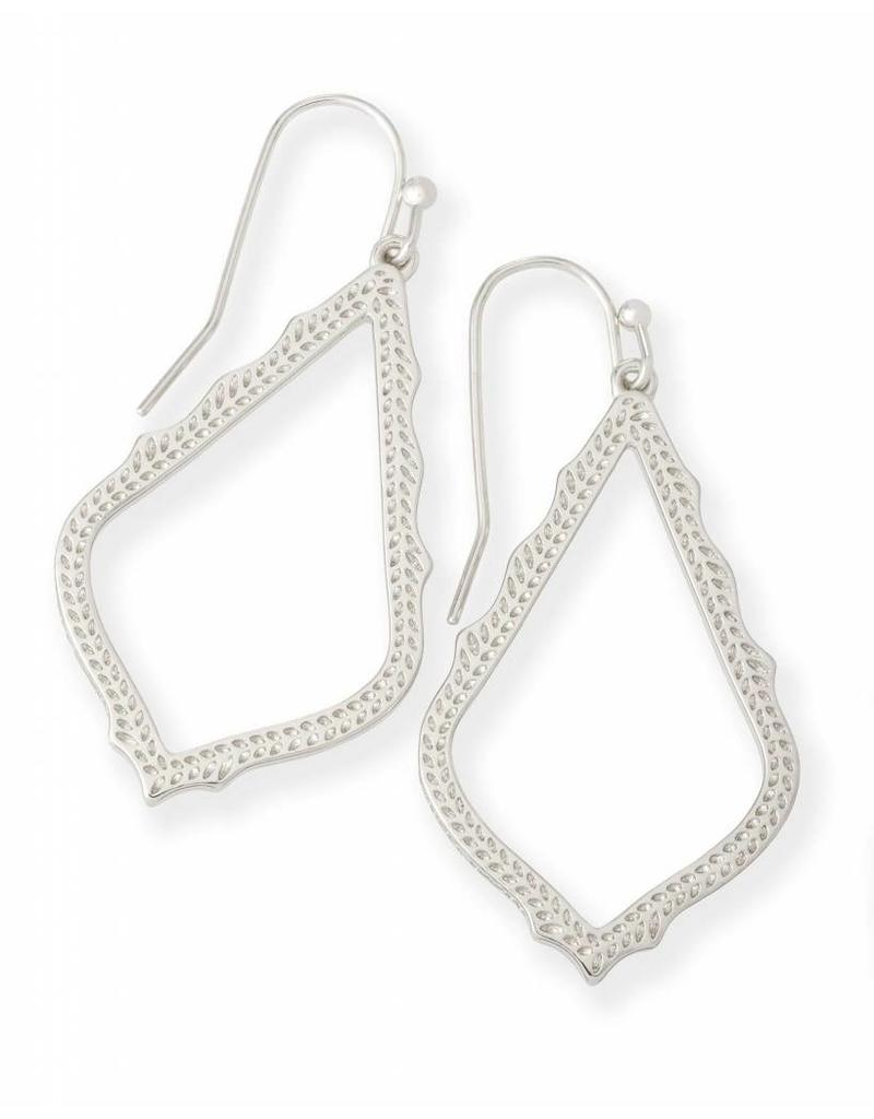 Kendra Scott Kendra Scott Sophia Earrings in Silver