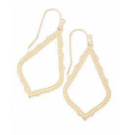 Kendra Scott Kendra Scott Sophee Earrings in Gold