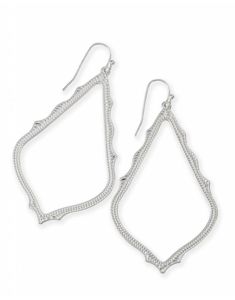 Kendra Scott Kendra Scott Sophee Earrings in Silver