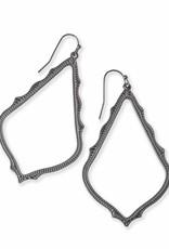 Kendra Scott Kendra Scott Sophee Earrings in Gunmetal