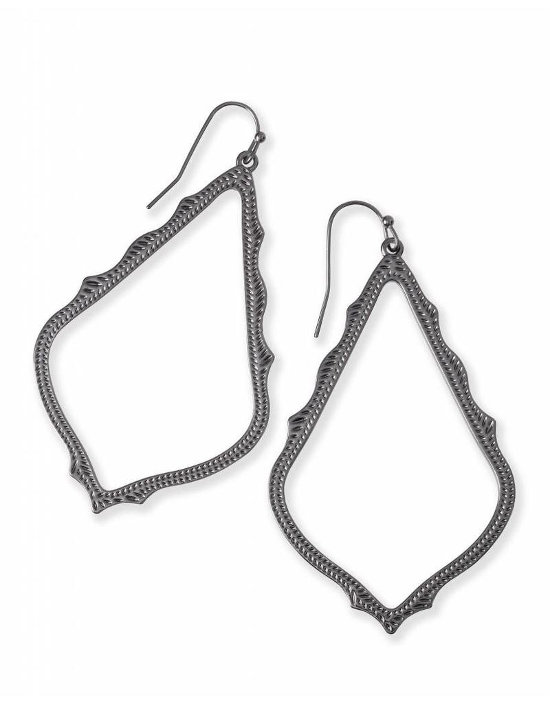 Kendra Scott Kendra Scott Sophee Earrings in Gunmetal