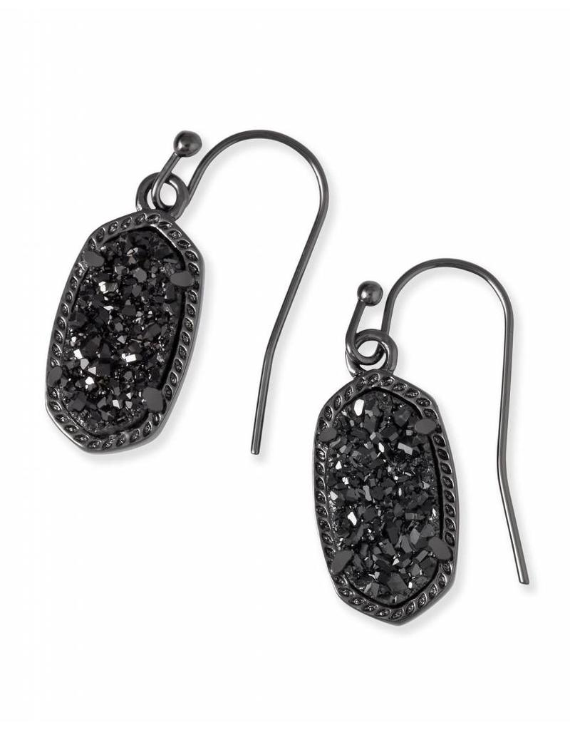 Kendra Scott Kendra Scott Lee Earrings in Black Drusy