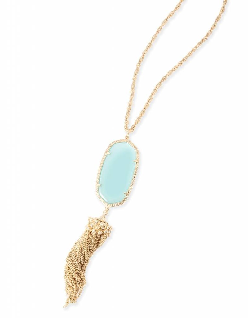 Kendra Scott Kendra Scott Rayne Necklace in Chalcedony
