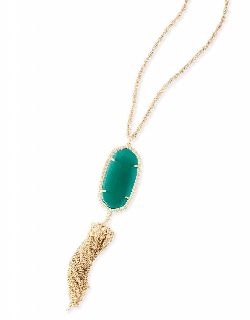 Kendra Scott Kendra Scott Rayne Necklace in Emerald