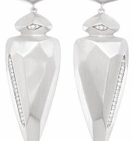 Kendra Scott Kendra Scott Stellar Earrings in Silver