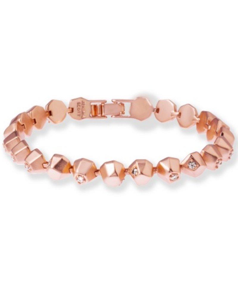 Kendra Scott Kendra Scott Posey Bracelet in Rose Gold